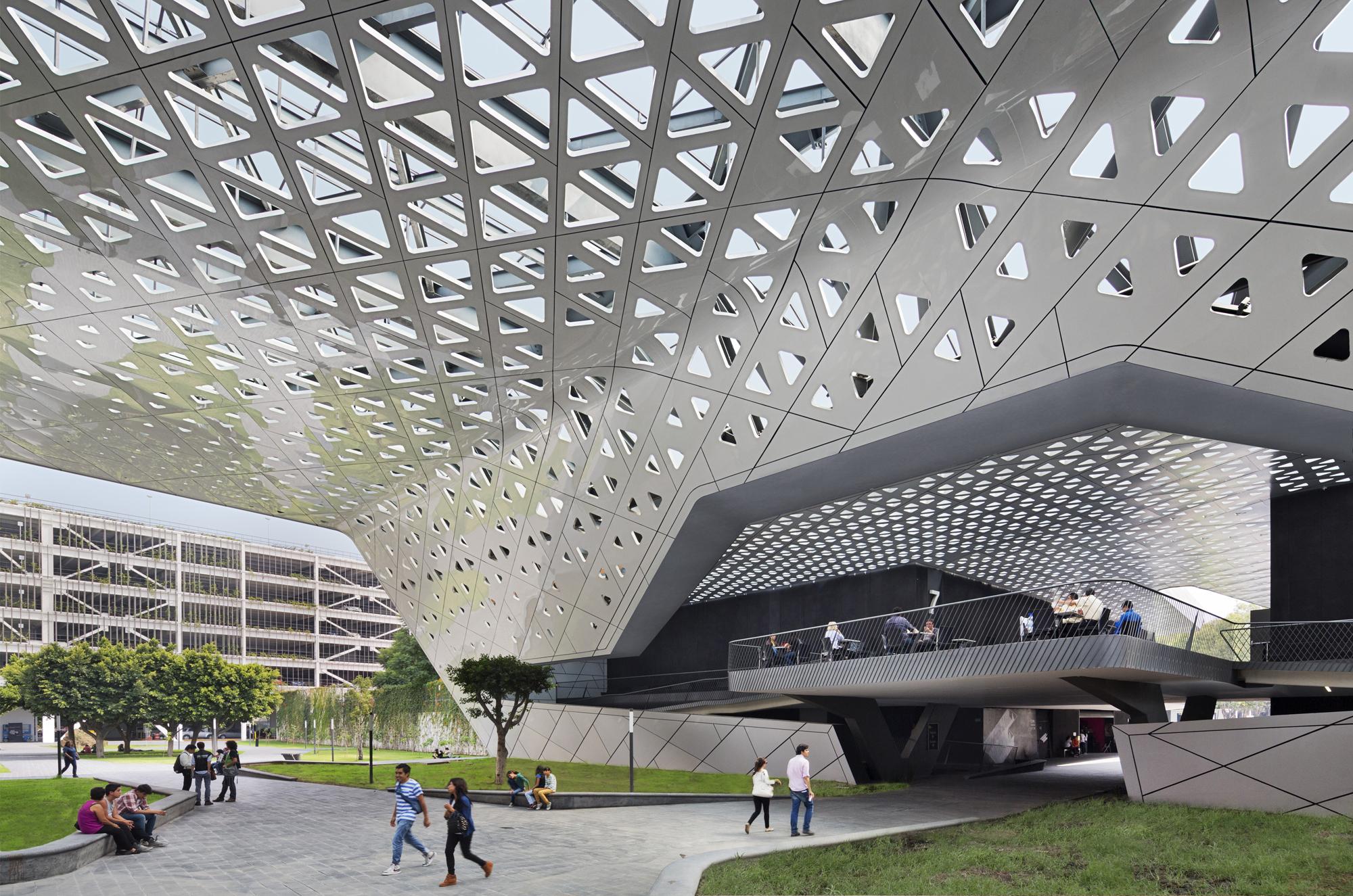 Cineteca Nacional Rojkind Arquitectos
