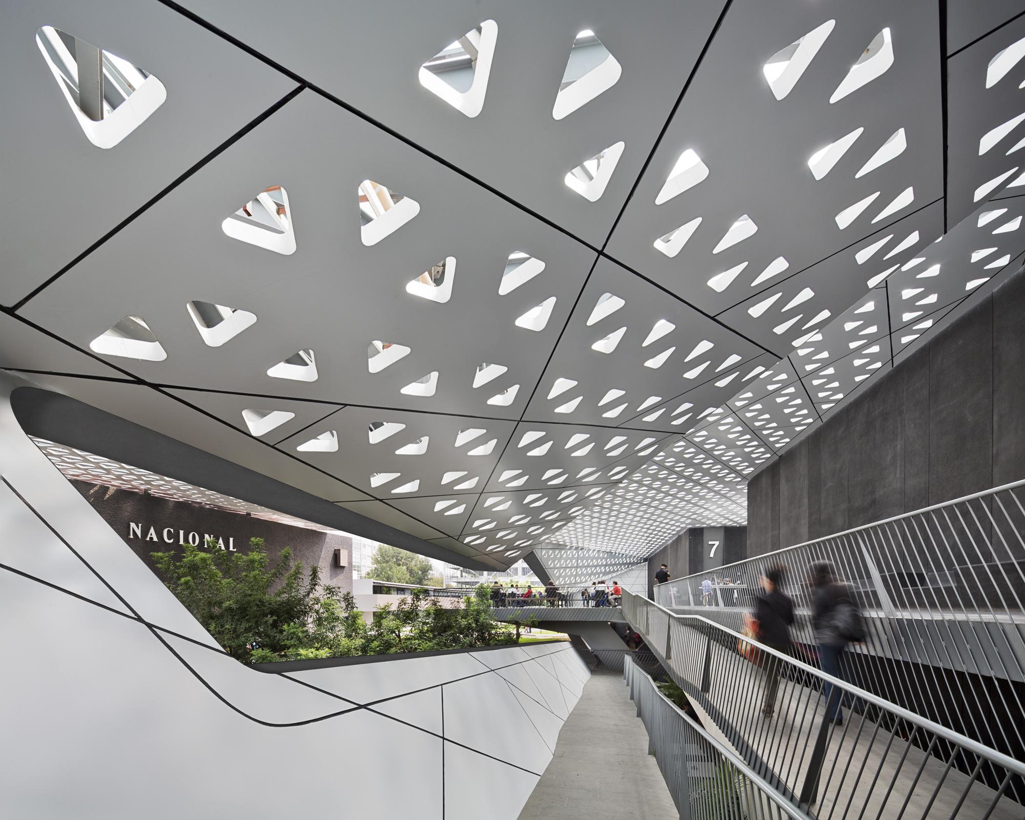 Cineteca nacional rojkind arquitectos - Arquitectos en bilbao ...