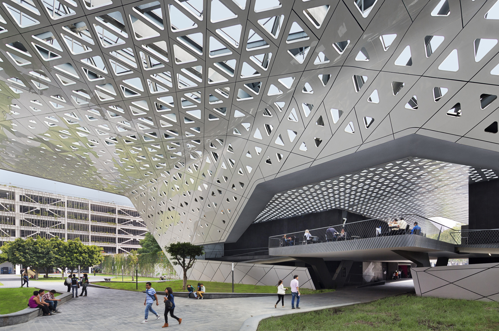 Cineteca Nacional. | Rojkind Arquitectos